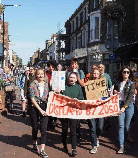 Youth Strike, March, Deal